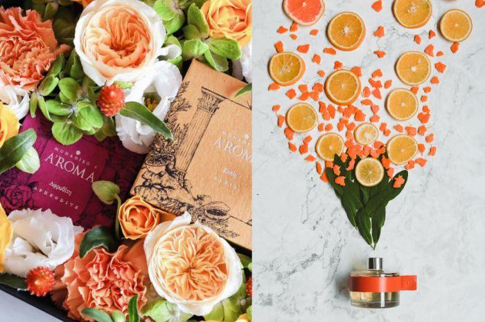 情人節的夢幻驚喜:鮮花、香氛、量身訂做,所有女生最愛的元素一次擁有!