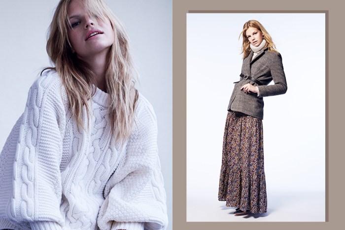 從 ba&sh 最新造型目錄偷師,穿出法國女生一樣的隨性時尚魅力!