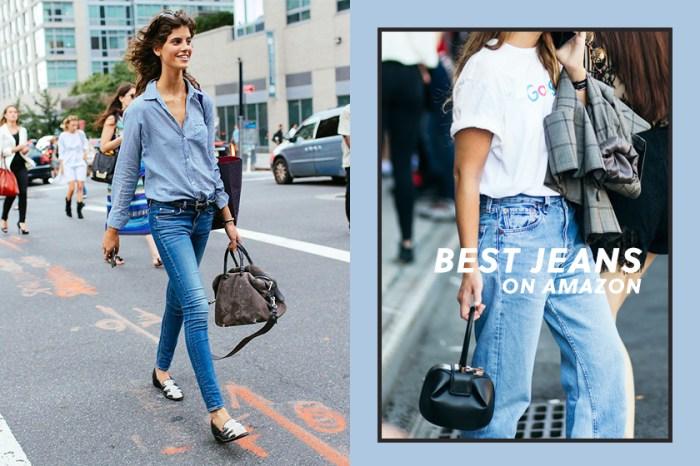 顯瘦又舒適,擁有超過 2,000 個 4 星以上好評:網上最暢銷的牛仔褲就是這條!
