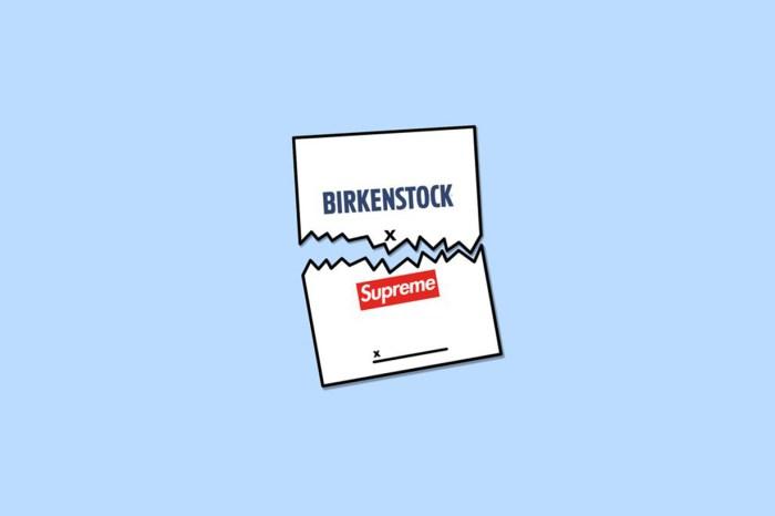 Supreme 又如何?Birkenstock 就是拒絕合作,還說出大膽言論!