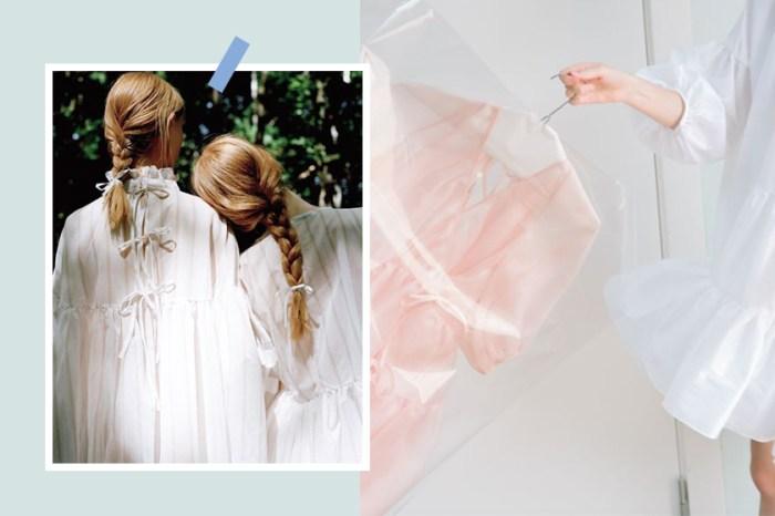來自北歐的浪漫設計:小眾品牌 Cecilie Bahnsen 將會勾起你的少女心!