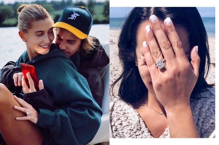 女星們的求婚戒指是怎樣的?快被不同切割的鑽石閃瞎了!