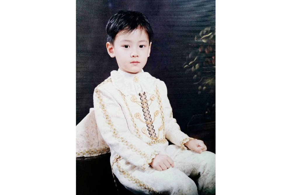 Cha Eun Woo My ID is Gangnam Beauty kid photo young reveal