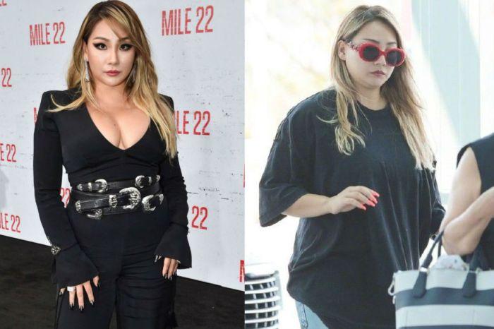 完美雪恥!CL 一身低胸緊身衣亮麗出席電影首映,粉碎暴肥傳言!