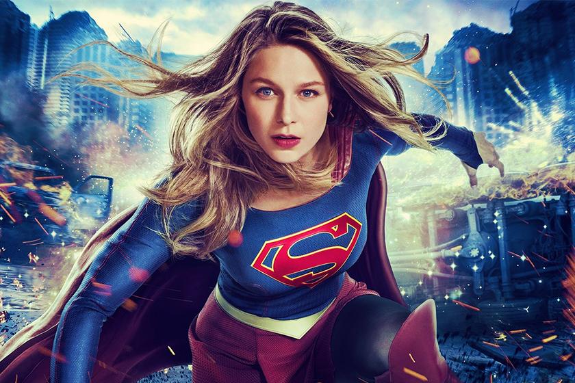 dc making supergirl movie
