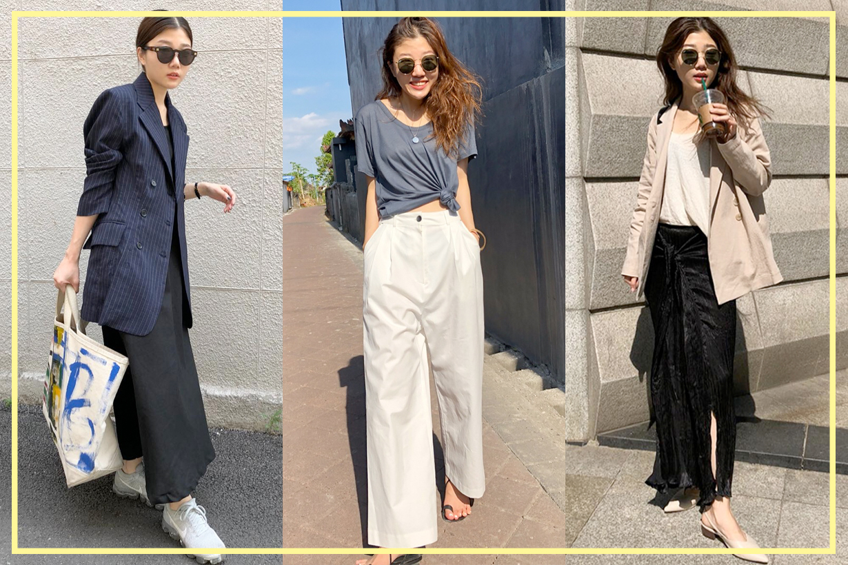 deinkim martinkim Gong Hyo-jin instagrammer oots outfit inspiration korean girl