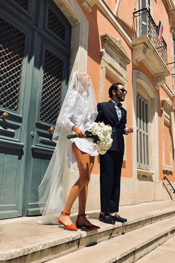 effortlessly chic france wedding lolita jacobs jean baptiste talbourdet napoleone
