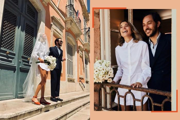 把法式美學活用起來!就跟心愛的他來一場「Effortless Chic」質感婚禮!