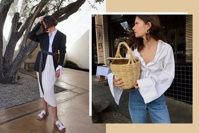 法式簡約衣櫥必備的 8 件時尚單品,法國女生的知性氣質原來是這樣穿出來!