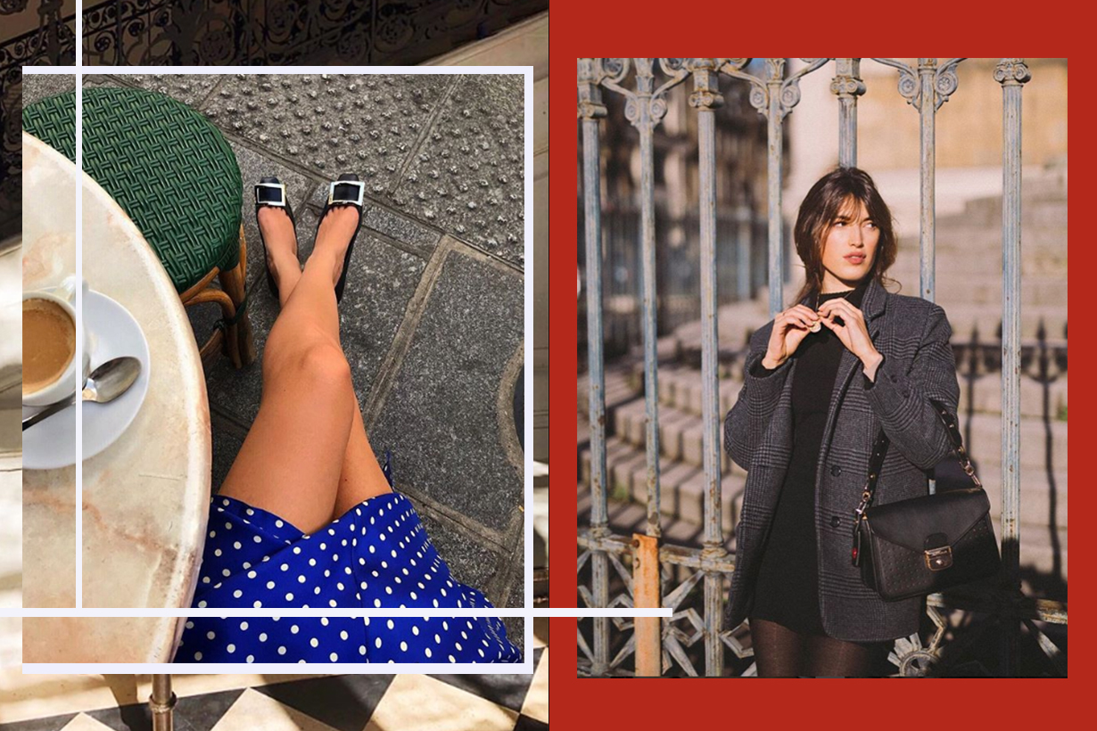 French Style Instagram