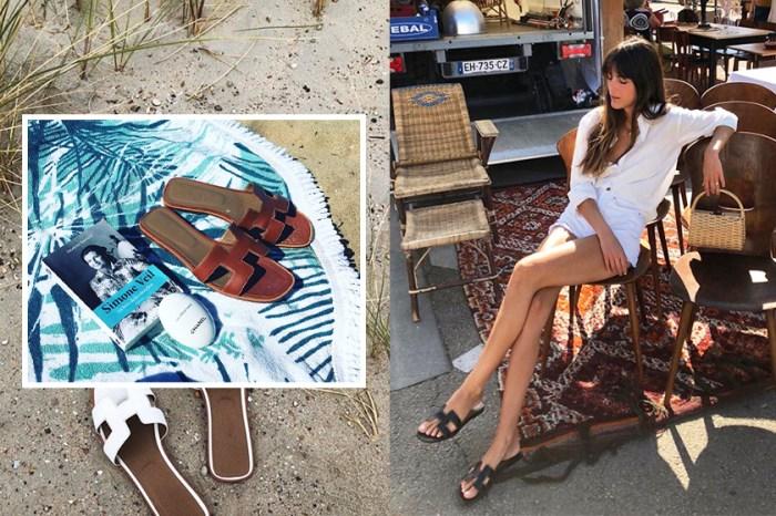 愛馬仕入門單品?最近在 IG 曝光率極高的 Hermès 產品竟然不是手袋,而是這雙涼鞋?