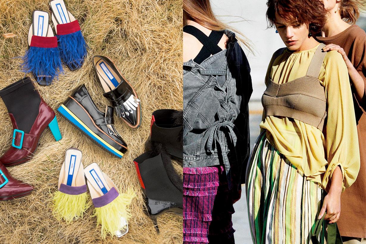 UN3D Todayful RIM.ARK FRAY I.D japanese designer brand popular affordable women