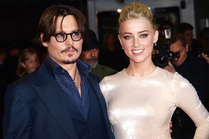 Johnny Depp 與 Amber Heard 離婚的導火線,竟然與一場幼稚的「惡作劇」有關?