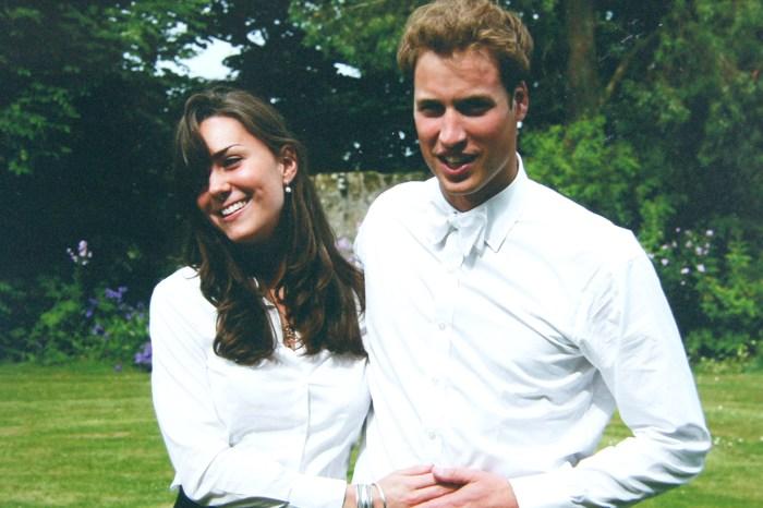 回想起第一次跟威廉王子見面,凱特王妃:「我臉都紅透了」