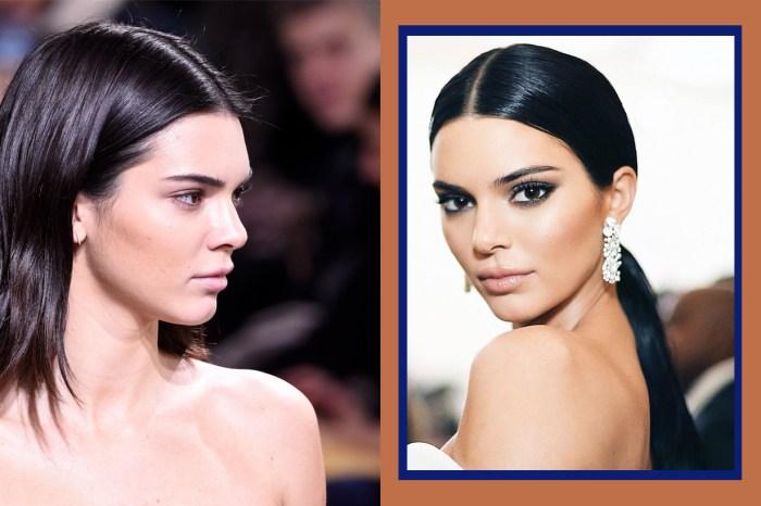 Kendall Jenner 的秀髮總是帶著光澤感的秘密,竟然來自香蕉和牛油果?