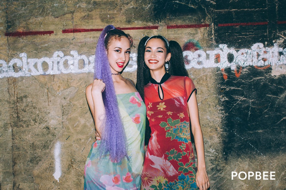 mizuhara kiko yuka office interview brand taiwan pop up