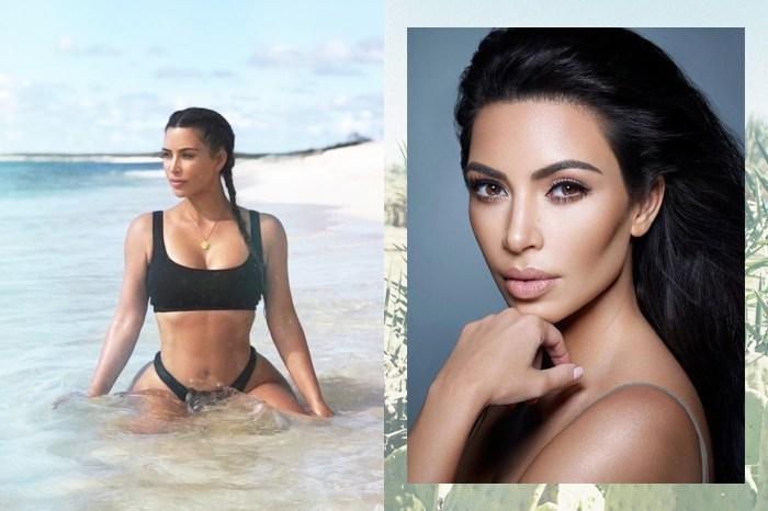 被妹妹形容為「瘦得像厭食症般」,Kim Kardashian 被網民炮轟!