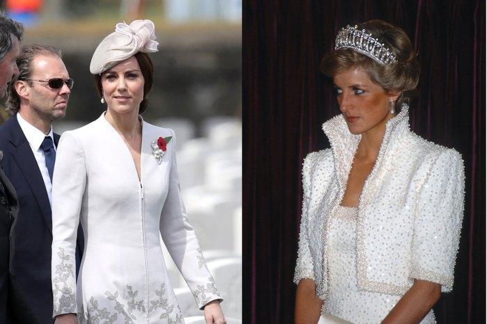 戴安娜王妃最愛的品牌,現在就連凱特王妃也成為了粉絲!