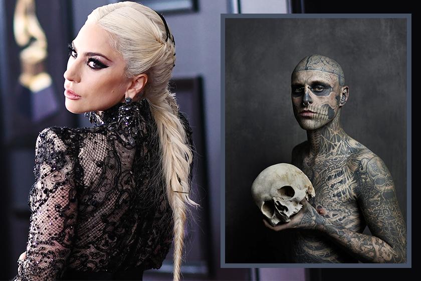 lady gaga apologizes Zombie Boy