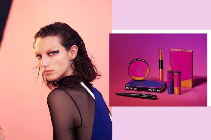 下一季的最新妝容潮流,或許已預視在 Lancôme X Proenza Schouler 系列中!
