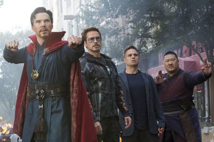 後製影片流出!原來《Avengers: Infinity War》的拍攝過程是如此有趣!