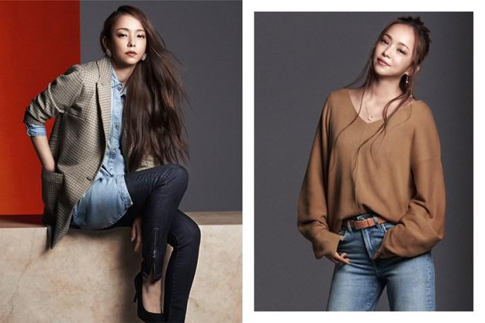 30+ 女士務必參考:知性氣質是這樣打造,安室奈美惠 x H&M 初秋系列完整造型照曝光!