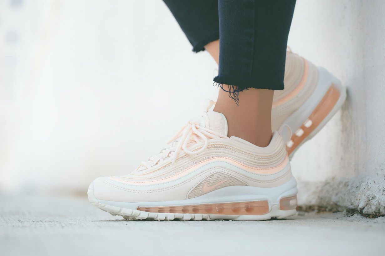 This Air Max 97 Iteration Features Iridescent Embellishments