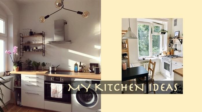 30+ 廚房佈置小巧思適合愛下廚的你