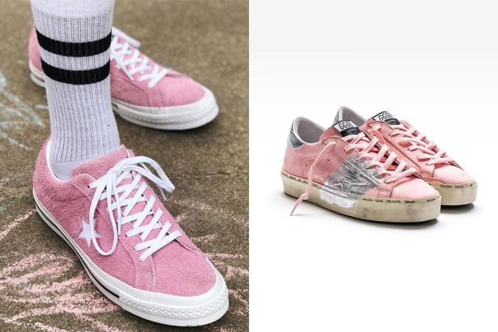 真的戀愛了,把這些粉紅色球鞋全部收入 Wishlist!