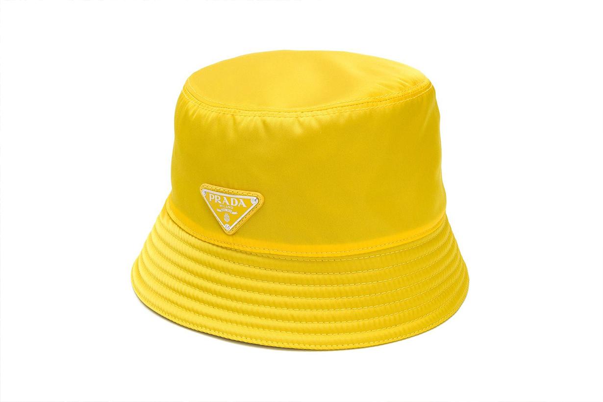 Image of 夏日之選:Prada 推出鮮黃色漁夫帽,誓成另一搶購潮!