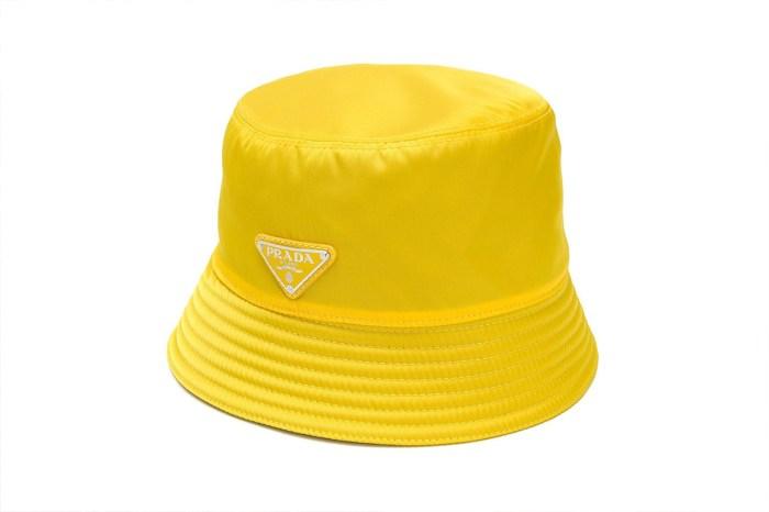 夏日之選:Prada 推出鮮黃色漁夫帽,誓成另一搶購潮!