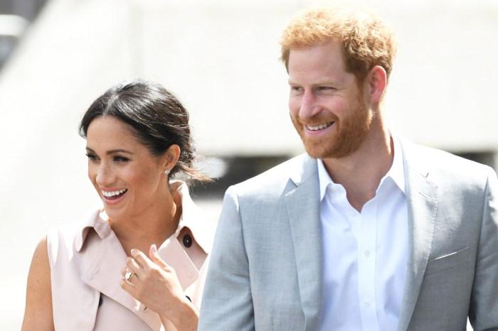 有愛的一對!哈里王子和梅根的家要添新成員了!