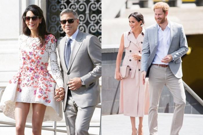 最特別的 Double Dating:George Clooney 跟哈里王子夫婦一同到意大利度假!