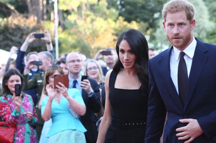最佳丈夫無誤!為了不讓梅根再受媒體壓力,哈里王子竟然甘願「歸隱」?