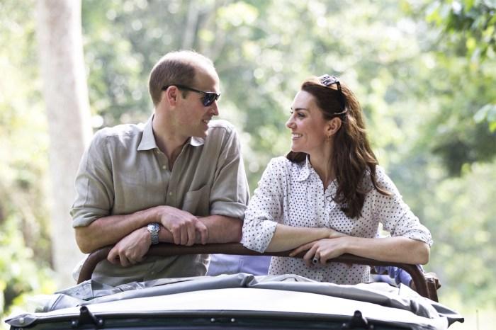 皇室也要放暑假!威廉王子和凱特一家選擇的地方竟然如此的「隨意」!