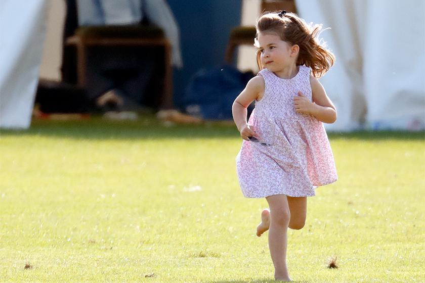 princess charlotte princess royal title