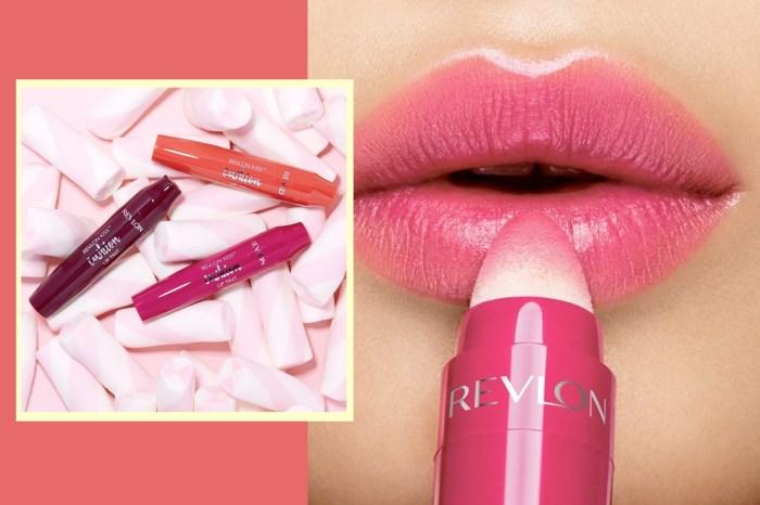 唇彩控請準備好,REVLON 這支在國外廣受好評的「氣墊唇彩」即將上架!