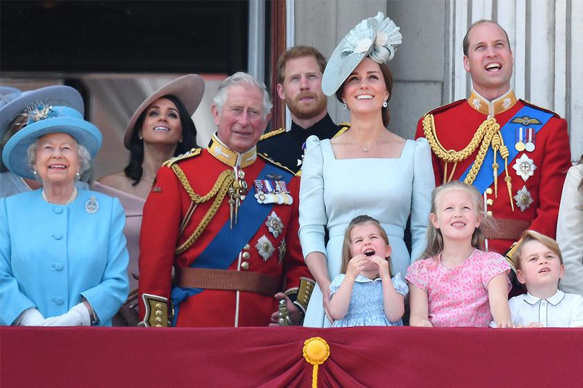 royal family nickname prince william harry kate middleton princess diana queen elizabeth ii