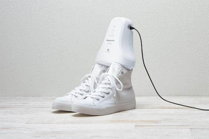 美女怎能穿臭鞋!「鞋子控」必備的就是這部鞋類除臭機!