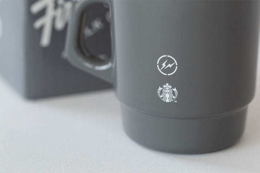 starbucks fragment Fire King 2018 collab Mugs