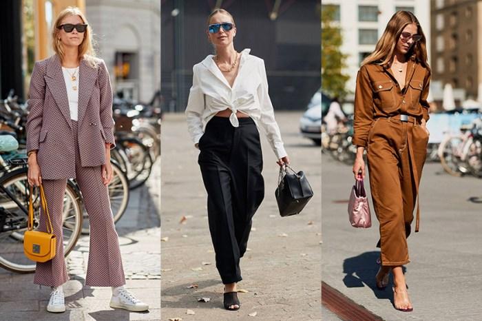 夏末秋初上班穿搭靈感 50+:如何穿得時尚又不失優雅?北歐女生為你示範!