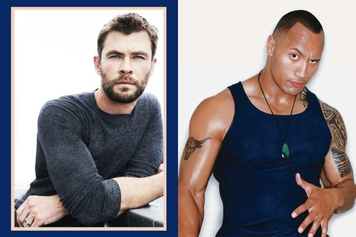 The Rock 為雷神 Chris Hemsworth 獻唱生日歌祝壽,卻稱呼對方為「男妓」?
