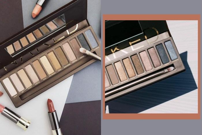 美妝界的最壞消息!曾為 Urban Decay 帶來 10 億銷量的 Naked Palette 將要永久下架!