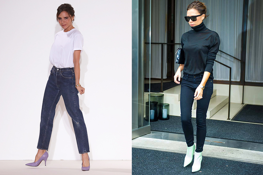 victoria-beckham-how to pick perfect-skinny-jeans