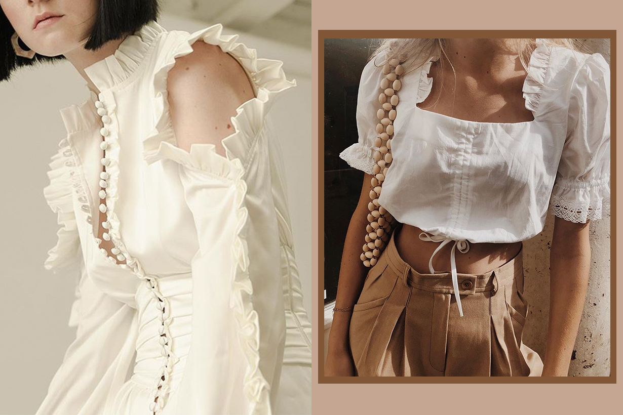 poplin shirt style 2019