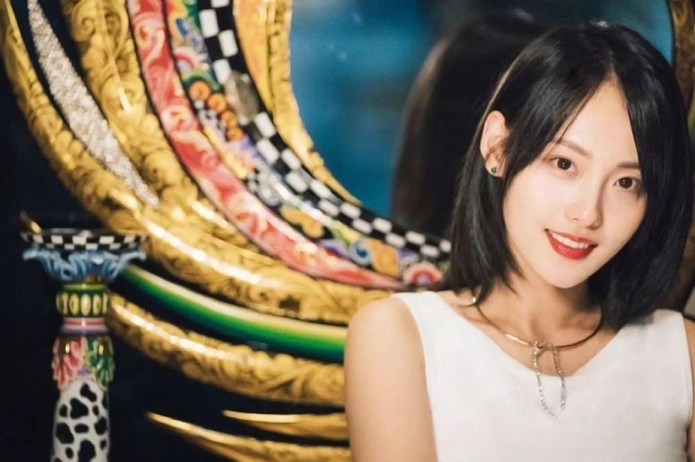 Yan Xi Gong Lue Story of Yanxi zhang jia ni Chinese actress keep fit skincare tips