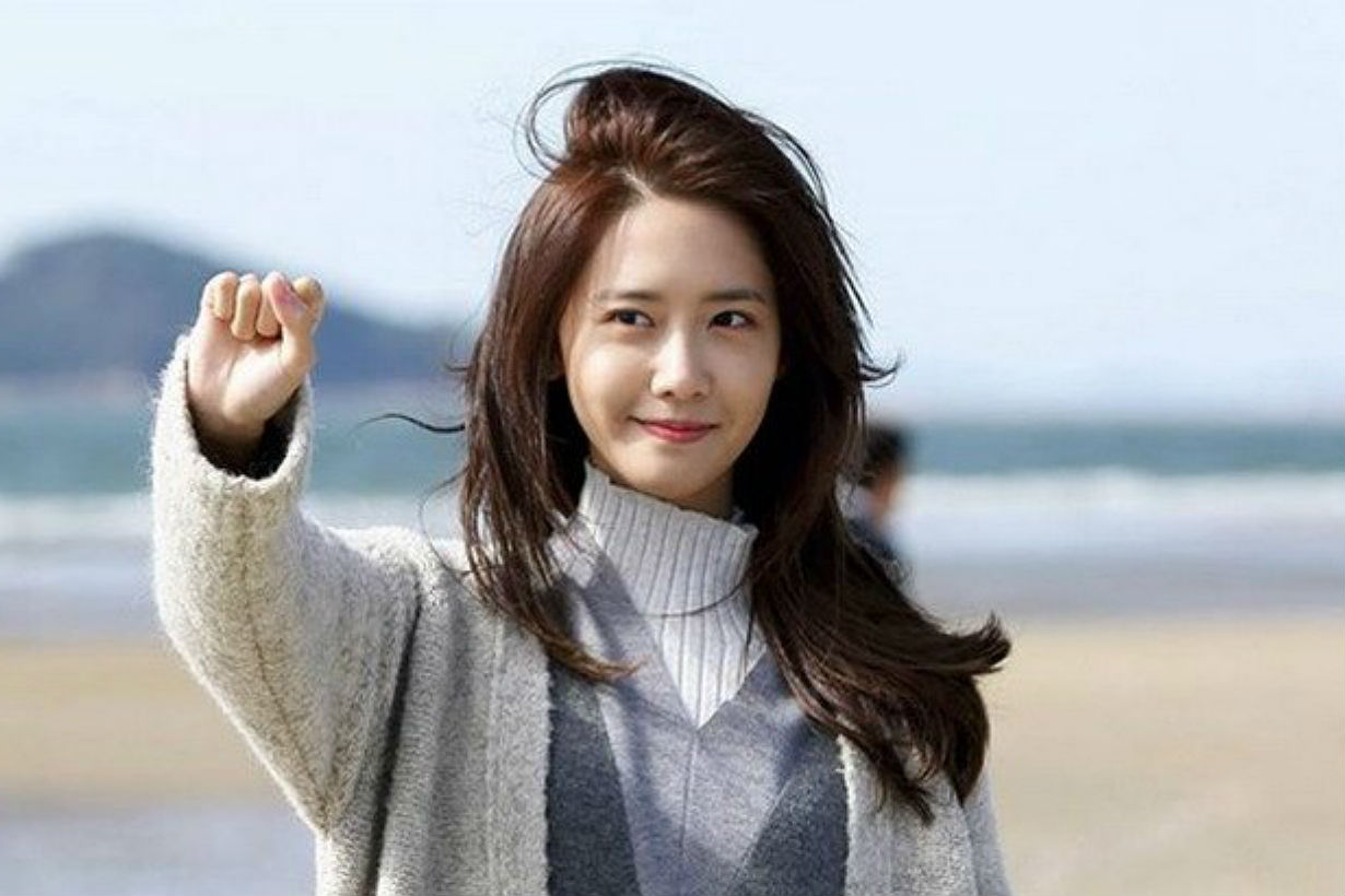SNSD Yoona new bob hair style