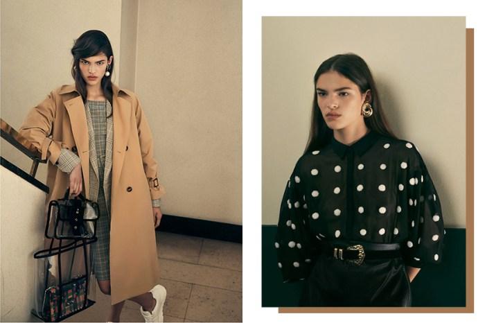 Zara 教你職場穿搭:今個秋冬你應用這件單品來取代白襯衫,瞬間時尚度 UP!