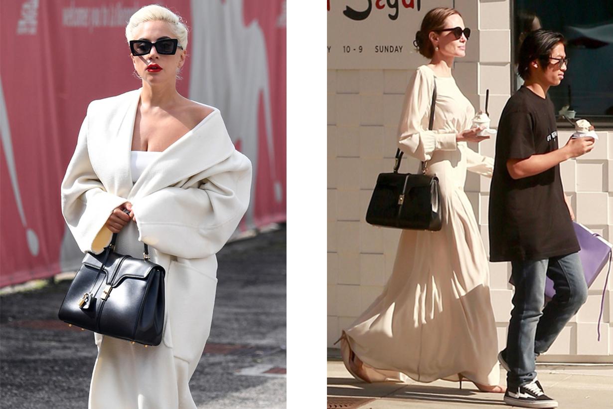 Celine's new classic bag le 16