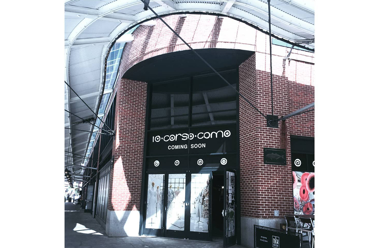 10 Corso Como finally in New York